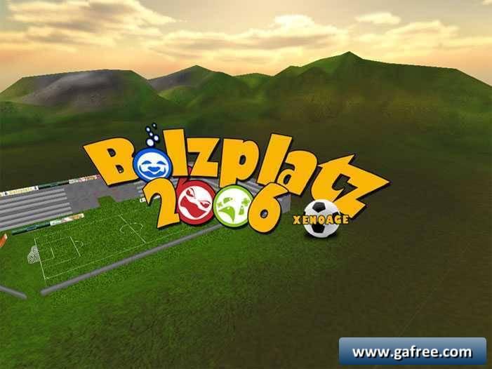 لعبة كاس العالم Bolzplatz 2006
