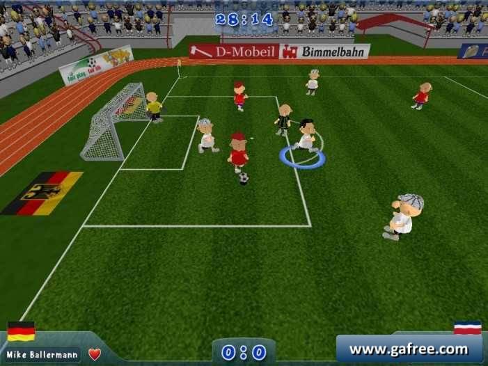 تحميل لعبة كرة القدم 2012