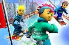 لعبة التزلج على الثلج Winter Sports Extreme