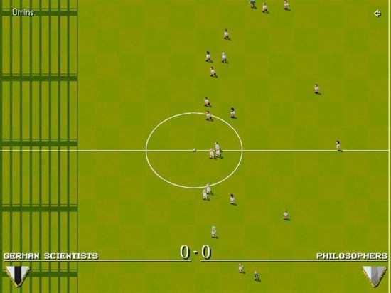 تحميل لعبة كرة القدم مجانا Yoda Soccer